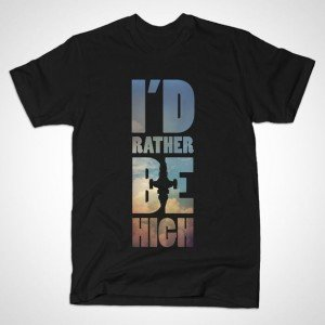 I'D RATHER BE HIGH - FIREFLY