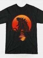 KAIJU ON SUNSET T-Shirt
