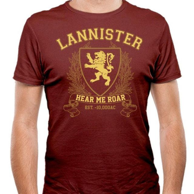 Lannister University (Gold)