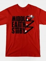 MIDDLE EARTH STORY T-Shirt