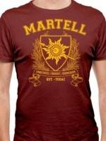 Martell University T-Shirt