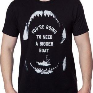 Need A Bigger Boat Jaws