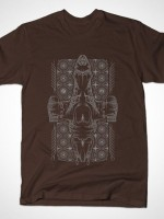 PINSTRIPE SERENITY T-Shirt