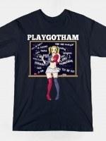 PLAYGOTHAM - AUTUMN T-Shirt