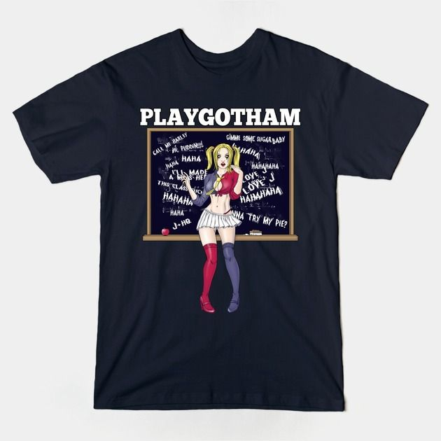 PLAYGOTHAM - AUTUMN