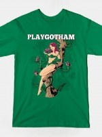 PLAYGOTHAM - SPRING T-Shirt