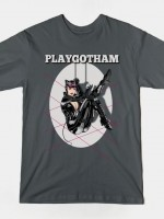 PLAYGOTHAM - WINTER T-Shirt