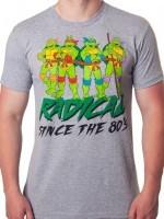 Radical Since the 80s Ninja Turtle T-Shirt