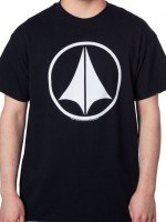 Simple Robotech Defense Force Logo T-Shirt