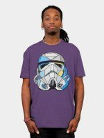 Stained Glass Stormtrooper T-Shirt
