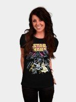Star Wars Comic Book T-Shirt