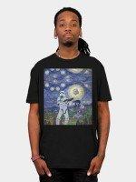 Stormtrooper Starry Night T-Shirt