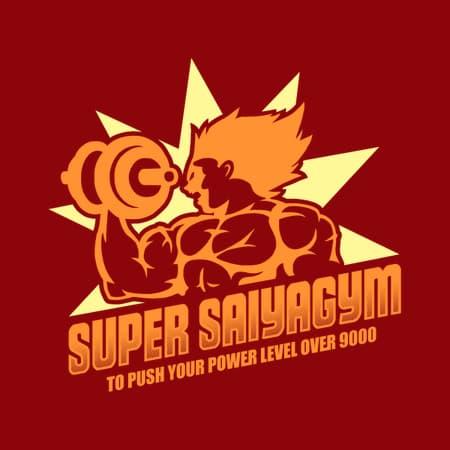 Super Saiyagym