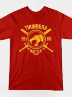 Thundera Battle Club T-Shirt