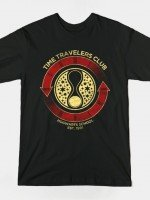 Time Traveler's Club (Wizardry) T-Shirt