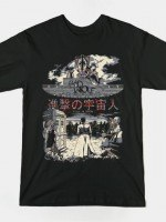 ATTACK ON LONDON T-Shirt