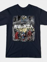 Attack on Mad Titan T-Shirt
