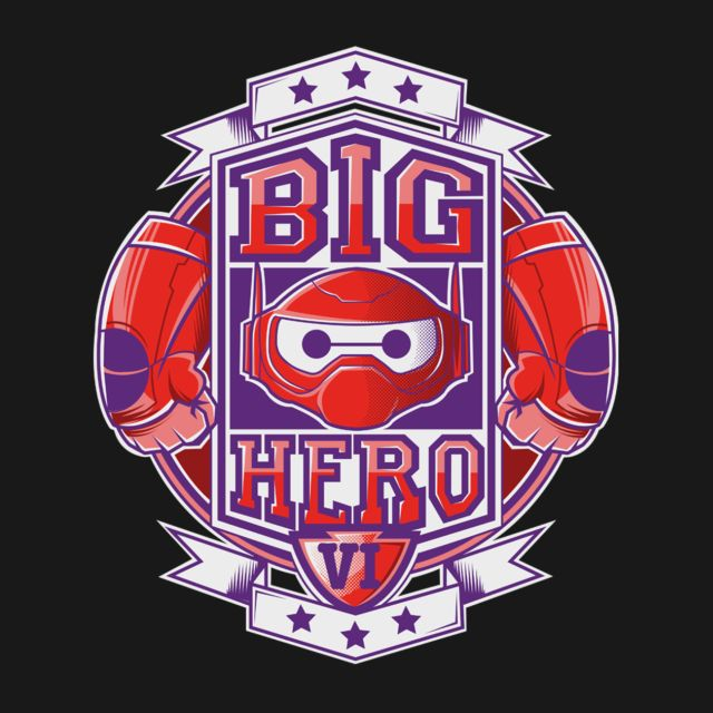 BIG HERO VI BOXING