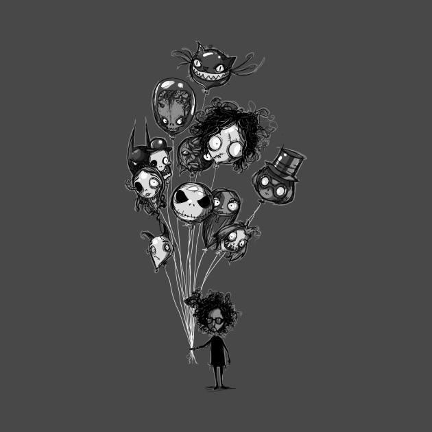 Burton's Balloons