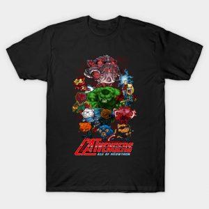 CATVENGERS - Age of Meowtron T-Shirt