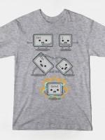 CONTROL Z FUSION T-Shirt