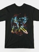 DANCING WITH ELEMENTS-AANG VERSION T-Shirt