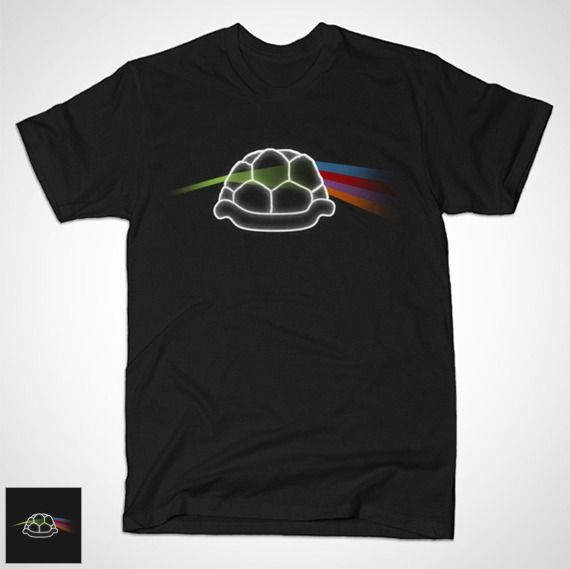 DARK SIDE OF THE SHELL