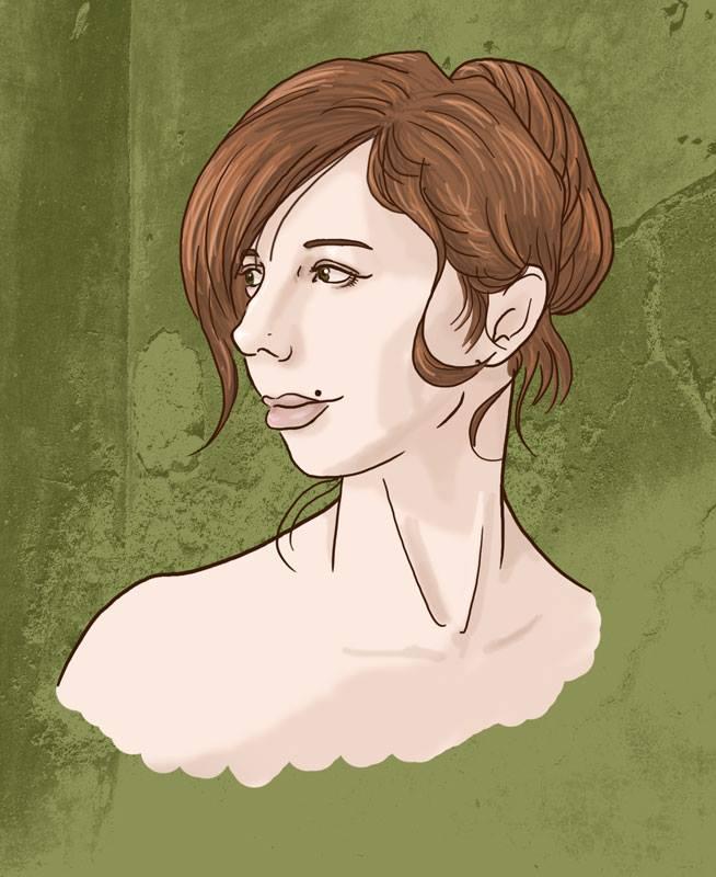 DiHA Self-Portrait