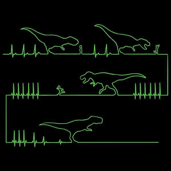 ElectrocarDINOgram