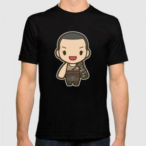 FURIOUS GIRL T-Shirt