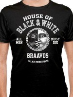 House of Black and White T-Shirt