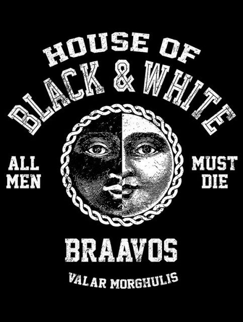 House of Black and White