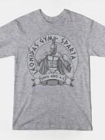 LEONIDAS GYM - SPARTA T-Shirt