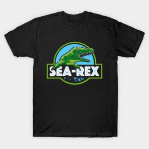 Mosasaurus Jurassic Sea Rex