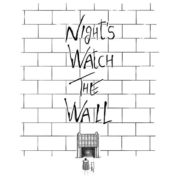 Night's Watch The Wall
