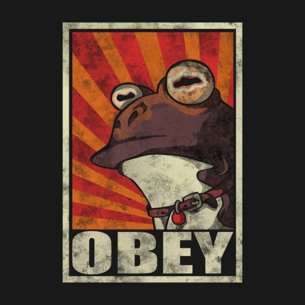 OBEY THE HYPNOTOAD!