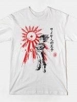 PRINCE OF SAIYANS T-Shirt