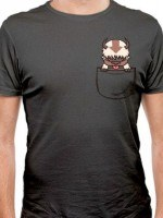 Pocket Flying Bison T-Shirt