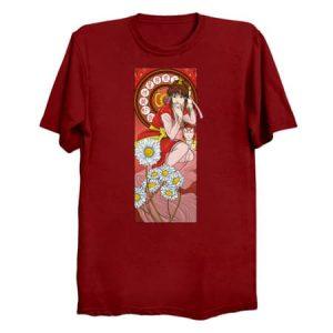 Priestess Nouveau T-Shirt