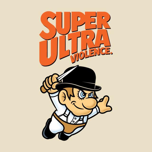 SUPER ULTRA VIOLENCE (LIGHT)