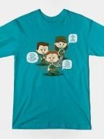 TALKING HEADS: ROSITA, ABRAHAM, EUGENE (CLEAN VERSION) T-Shirt