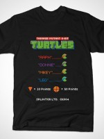 TEENAGE MUTANT 8-BIT TURTLES T-Shirt