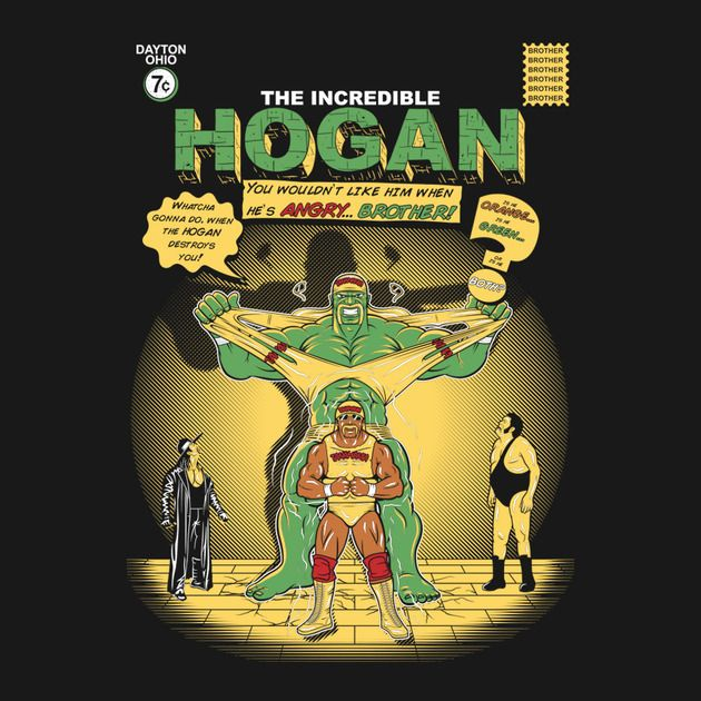 THE INCREDIBLE HOGAN