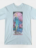THE LADY OF ICE (LA DAME DE GLACE) T-Shirt