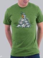 The Bunny Rises T-Shirt