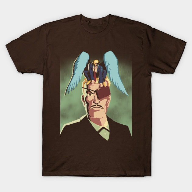 Harvey Birdman T-Shirt