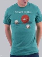 The Water Molecule T-Shirt