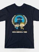 UNITED FEDERATION OF TARDIS T-Shirt