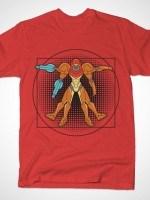VITRUVIAN BOUNTY HUNTER T-Shirt