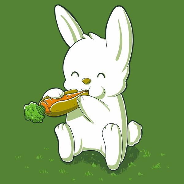 Veggie Hot Dog